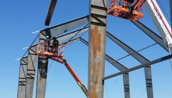 Rigid Frame Installation